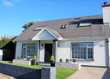 Thumbnail 3 bed detached house for sale in No.20 Shana Court, Coolcotts, Wexford County, Leinster, Ireland