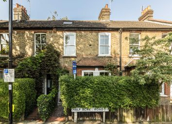 Thumbnail 3 bed property for sale in Half Acre Road, London