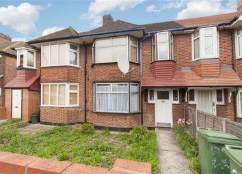 Thumbnail 5 bed terraced house to rent in Western Avenue, London