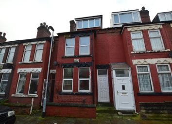 Thumbnail 3 bed terraced house for sale in Broughton Avenue, Leeds, West Yorkshire