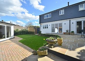 Thumbnail 4 bed semi-detached house for sale in Cross Road, Bromley