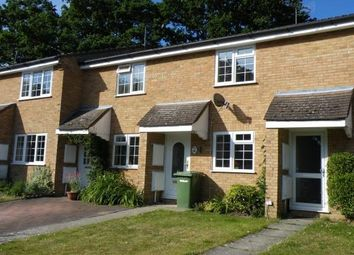 Thumbnail 2 bed terraced house to rent in Severn Close, Sandhurst