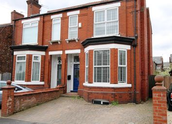 Thumbnail 3 bed semi-detached house for sale in Highfield Drive, Monton, Manchester