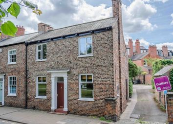 Thumbnail 3 bed terraced house to rent in Clifton Green, York