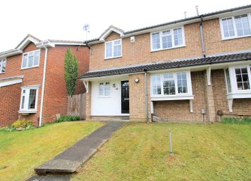 Thumbnail 2 bed end terrace house for sale in Rowan Lea, Chatham, Kent