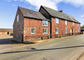 Thumbnail 4 bed semi-detached house for sale in Church Farm, Church Street, Swepstone