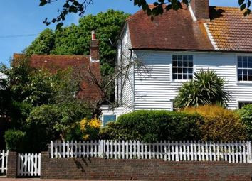 Thumbnail 4 bed semi-detached house for sale in De La Warr Road, Bexhill-On-Sea, East Sussex