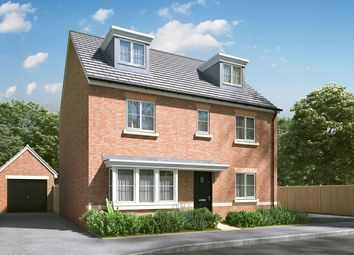 "Thumbnail 5 bedroom detached house for sale in ""The Fletcher"" at Pamington, Tewkesbury"