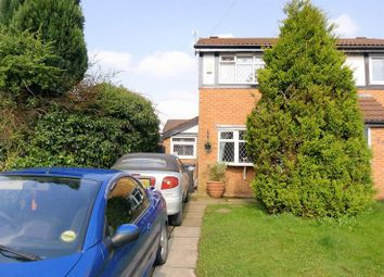Thumbnail 2 bed semi-detached house for sale in The Sheddings, Great Lever, Bolton