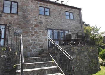 Thumbnail 3 bedroom terraced house for sale in Saddle Cottage, No 7 Kenegie Barn, Kenegie Manor, Gulval TR208Yn