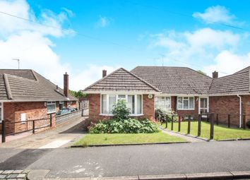 Thumbnail 3 bed semi-detached bungalow for sale in Goldstone Crescent, Dunstable