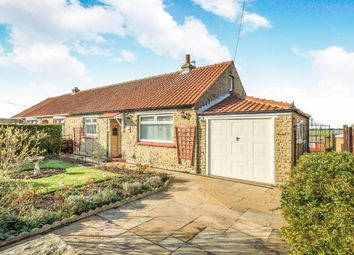 Thumbnail 2 bedroom bungalow for sale in Prospect Fields, High Hawsker, Whitby, North Yorkshire