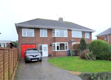 Thumbnail 4 bed semi-detached house for sale in Court Road, Brockworth, Gloucester