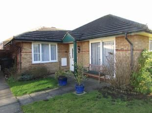 Thumbnail 1 bedroom semi-detached bungalow for sale in Bradman Way, Stevenage