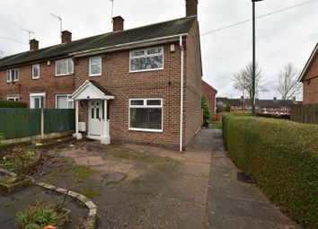 Thumbnail 3 bed end terrace house for sale in The Glen, Clifton, Nottingham