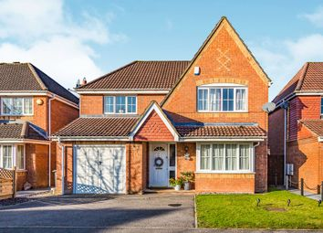 Thumbnail 4 bed detached house to rent in Wentworth Crescent, Beggarwood, Basingstoke