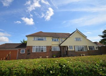 Thumbnail 4 bed detached house for sale in Epsom Lane North, Epsom