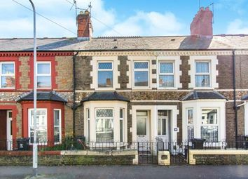 Thumbnail 3 bed terraced house for sale in Arran Street, Cardiff, .