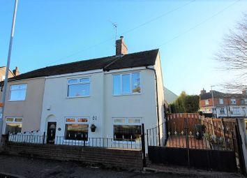 Thumbnail 3 bed semi-detached house for sale in Old Butt Lane, Talke, Stoke-On-Trent