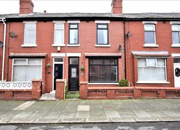 Thumbnail 2 bedroom terraced house for sale in Larbreck Avenue, Blackpool, Lancashire