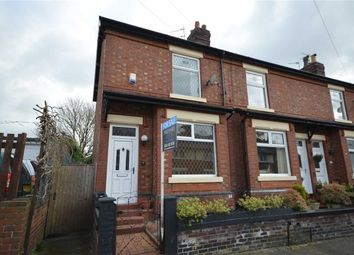 Thumbnail 2 bed terraced house for sale in Jowett Street, Reddish, Stockport, Greater Manchester