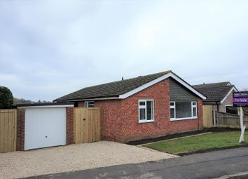 Thumbnail 3 bed detached bungalow for sale in Cambridge Drive, Washingborough