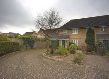 Thumbnail 2 bed terraced house to rent in 4 The Pintails, St Mary`S Island, Chatham, Kent
