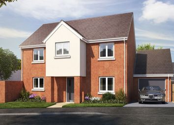 Thumbnail 4 bed detached house for sale in Saxon Way, Kingsteignton, Newton Abbot