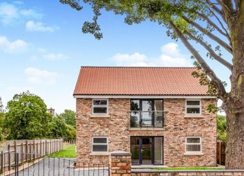 Thumbnail 4 bed detached house for sale in The Sycamores Long Street, Rudston, Driffield
