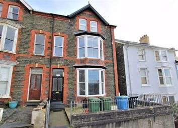 Thumbnail 7 bed semi-detached house for sale in Trefor Road, Aberystwyth
