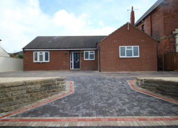 Thumbnail 3 bed detached bungalow for sale in Rosliston Road, Stapenhill, Burton-On-Trent