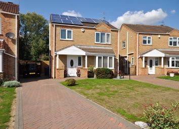 Thumbnail 3 bed detached house for sale in Bloomhill Court, Moorends, Doncaster