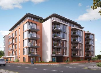 Thumbnail 2 bed flat for sale in Marsham House, Station Road, Gerrards Cross, Buckinghamshire