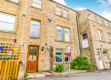 Thumbnail 2 bed terraced house for sale in Reins Terrace, Honley, Holmfirth