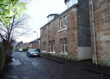 Thumbnail 1 bed flat to rent in Victoria Street, Kirkintilloch