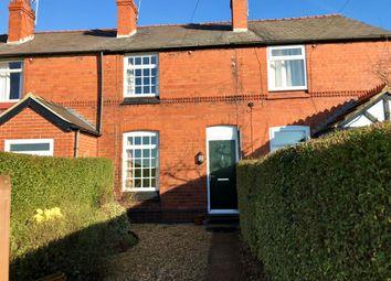 Thumbnail 2 bed terraced house for sale in Rake Lane, Christleton, Chester