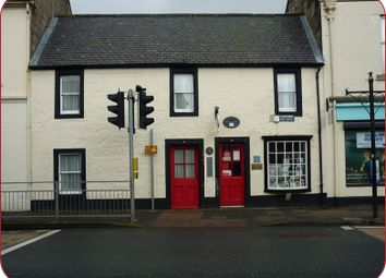 Thumbnail Retail premises for sale in 39-41 High Street, Dumfriesshire