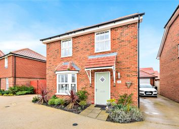 Thumbnail 4 bed detached house for sale in Merriall Close, Castle Hill, Ebbsfleet Valley, Swanscombe