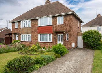 Thumbnail 3 bed semi-detached house for sale in Water Eaton Rd, Bletchley, Milton Keynes, Buckinghamshire
