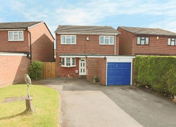 Thumbnail 3 bed detached house for sale in Carmel Gardens, Arnold, Nottingham