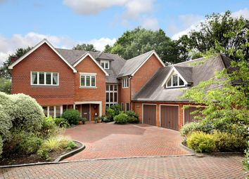 Thumbnail 6 bed detached house for sale in Bellridge Place, Knotty Green, Beaconsfield, Buckinghamshire