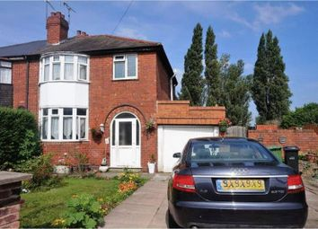 Thumbnail 5 bedroom semi-detached house for sale in St. Marks Road, Dudley