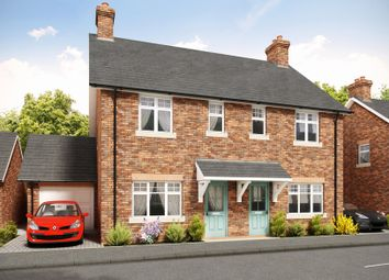 Thumbnail 3 bed semi-detached house for sale in Plots 7 & 8, Lime Kiln Court