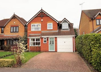 Thumbnail 3 bed detached house for sale in Bougainvillea Drive, Northampton