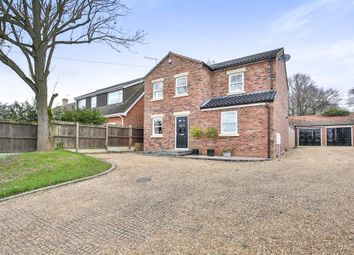 Thumbnail 4 bedroom detached house for sale in Corner Lane, Horsford, Norwich