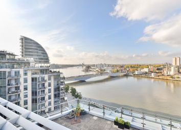 Thumbnail 2 bed flat for sale in Commodore House, Battersea Reach