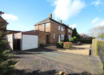 3 bed semi-detached house for sale in Moor Road, Strelley, Nottingham NG8