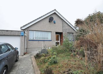 Thumbnail 3 bed detached bungalow for sale in Shallowford Road, Plymouth