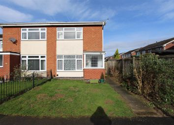 Thumbnail 2 bed semi-detached house for sale in Lochmore Way, Hinckley