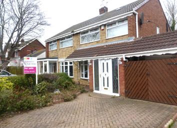 Thumbnail 3 bed semi-detached house for sale in Kesteven Road, Hartlepool
